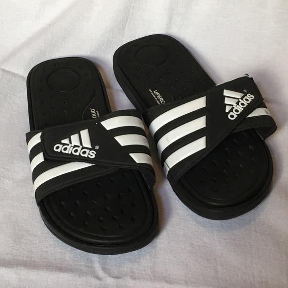 men's adissage cloudfoam slide sandal